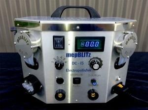 mepBLITz Electro Polisher