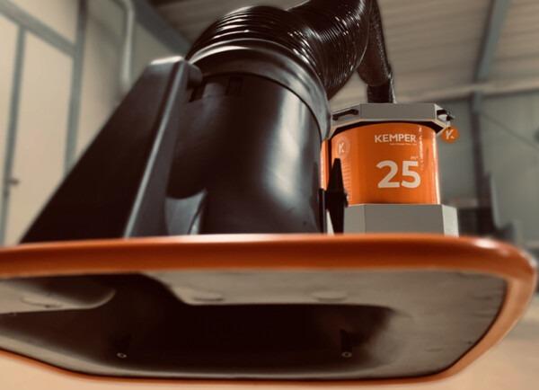 SmartFil Exhaust Arm
